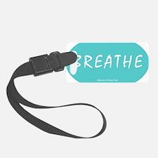 Breathe Magnet Luggage Tag