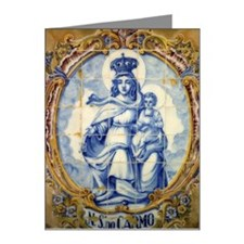 Mission San Carlos Borromeo  Note Cards (Pk of 20)