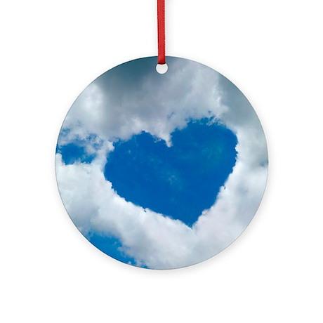heart shaped ornaments