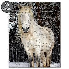 Highland pony Puzzle