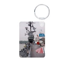 Military jets on aircraft  Keychains