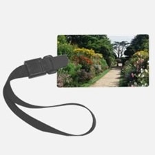 Herbaceous borders Luggage Tag