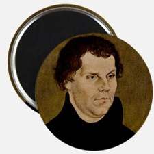 Martin Luther, German theologian Magnet