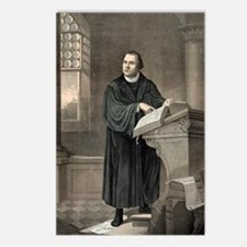 Martin Luther, German the Postcards (Package of 8)