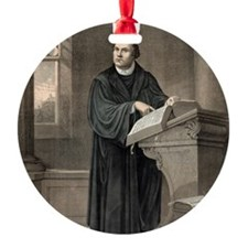 Martin Luther, German theologian Ornament