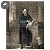 Martin luther 2c german theologian puzzle Puzzles