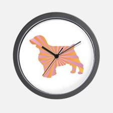 Springer Rays Wall Clock
