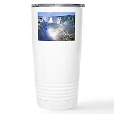 Iguazu Waterfalls in Parque Nac Travel Mug