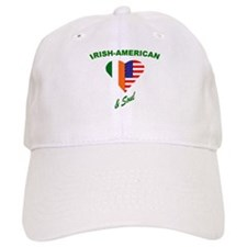 Irish Heart & Soul Baseball Cap