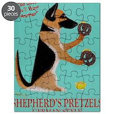 Shepherds Pretzels Puzzle