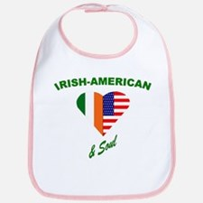 Irish Heart & Soul Bib