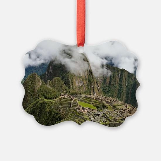 Machu Picchu, Peru Ornament