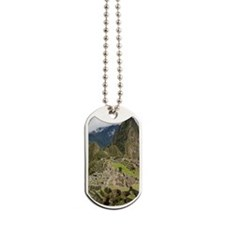 Machu Picchu, Peru Dog Tags