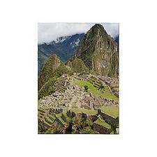 Machu Picchu, Peru 5'x7'Area Rug