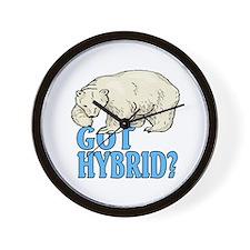 Got hybrid? Wall Clock