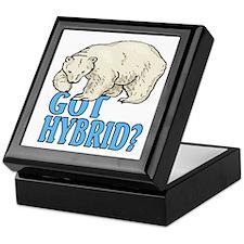 GOT HYBRID? Keepsake Box