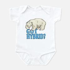 GOT HYBRID? Infant Bodysuit