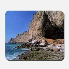 Gorham Cave, Gibraltar Mousepad