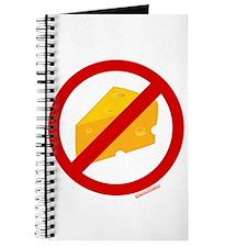 No Cheese Journal