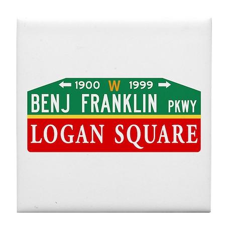 Benjamin Franklin/Logan, Philadelphia (US) Tile Co