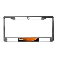 Unique Arielle License Plate Frame