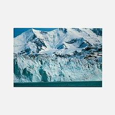 Glacier Rectangle Magnet