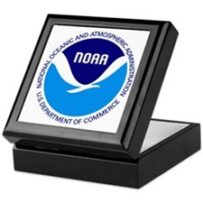 NOAA Keepsake Box