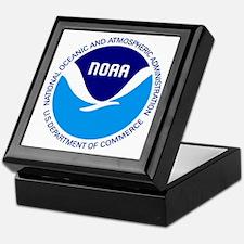 NOAA Keepsake Box