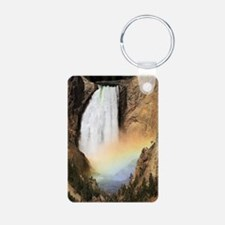 Lower Yellowstone Falls an Keychains