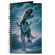 Giant Allosaurus dinosaur Journal