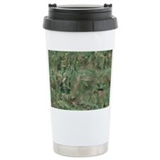 Llandrillo, North Wales, aerial Travel Mug