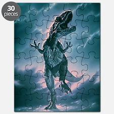 Giant Allosaurus dinosaur Puzzle