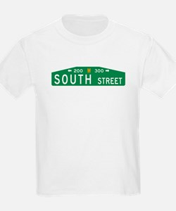 South St., Philadelphia (US) Kids T-Shirt