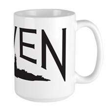 Haven logo (black) Mug