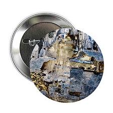 "Galenite crystals 2.25"" Button"