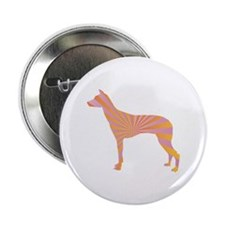 Inca Orchid Rays Button