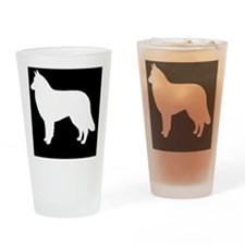 belgiantervpatch Drinking Glass