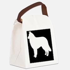 belgiantervpatch Canvas Lunch Bag