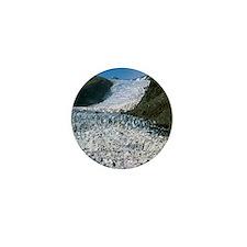 Fox Glacier, New Zealand Mini Button