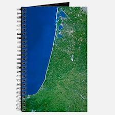 French coastline Journal