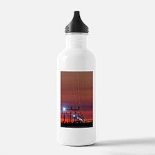 Landing lights, long-e Water Bottle