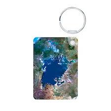Lake Victoria, satellite i Keychains