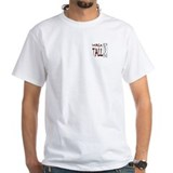 Tall Mens White T-shirts