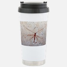 Lacewing fossil Travel Mug