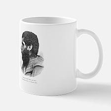 Last Tasmanian man, 19th century Mug