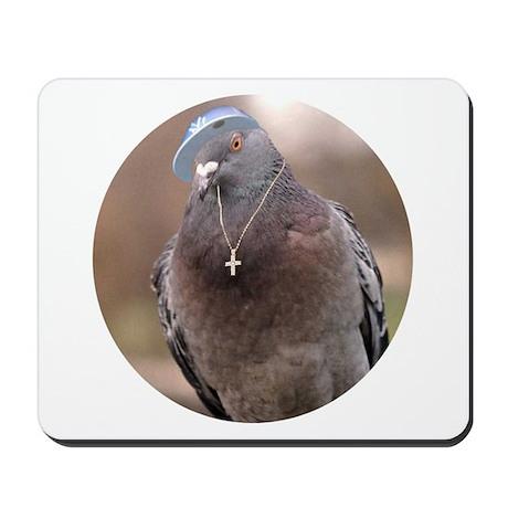Urban Pigeon Mousepad