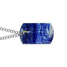 Lapis lazuli Dog Tags