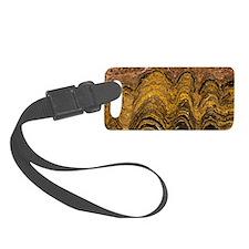 Fossil stromatolite Luggage Tag