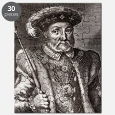 King Henry VIII of England Puzzle