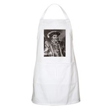 King Henry VIII of England Apron